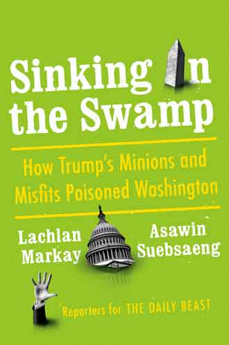 Cover of Sinking in the Swamp Credit: Penguin Random House