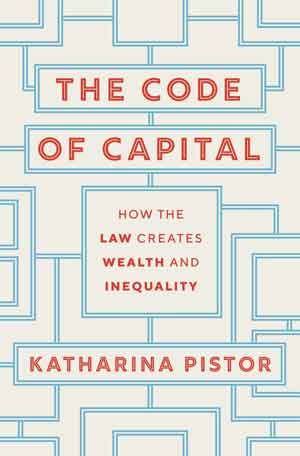 Cover of the Code of Capital Credit: Princeton University Press