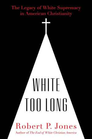 Cover of White Too Long Credit: Simon and Shuster