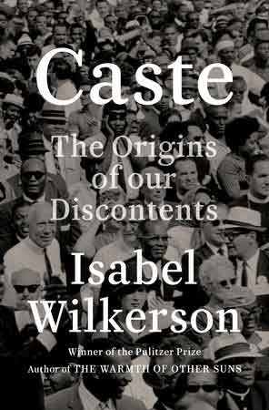 Cover of Caste: The Cover of Origin of Our Discontents
